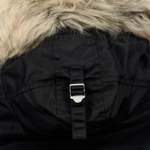 Мужская куртка парка Nanamica Harbor Down Coat Black фото- 6