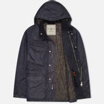Nemen Cloister Field Men's Parka Dark Indigo photo- 1