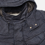 Nemen Cloister Field Men's Parka Dark Indigo photo- 2