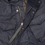 Nemen Cloister Field Men's Parka Dark Indigo photo- 4