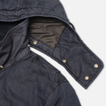 Nemen Cloister Field Men's Parka Dark Indigo photo- 3