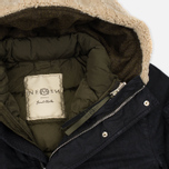 Мужская куртка парка Nemen Foul Weather Ink Black/Dark Olive фото- 1