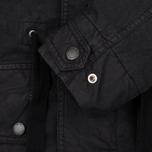 Мужская куртка парка Nemen Foul Weather Ink Black/Dark Olive фото- 3