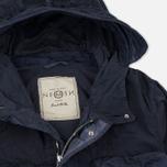 Мужская куртка парка Nemen Multipocket Light Grey/Blue Demin фото- 1