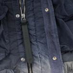 Мужская куртка парка Nemen Multipocket Light Grey/Blue Demin фото- 7