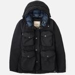 Мужская куртка парка Nemen Multipocket Smock Asphalt фото- 0