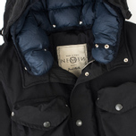 Nemen Multipocket Men's Parka Smock Asphalt photo- 2