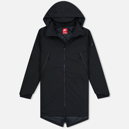Nike Modern Hooded Down Fill Men's Parka Black