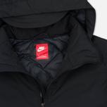 Мужская куртка парка Nike Modern Hooded Down Fill Black фото- 1