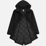 Мужская куртка парка Nike Modern Hooded Down Fill Black фото- 2