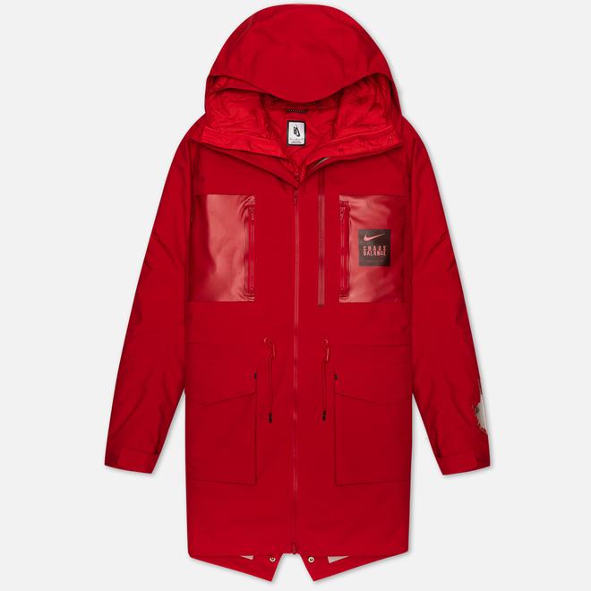 Мужская куртка парка Nike x Undercover NRG Sport Red/White