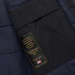 Мужская куртка парка Norse Projects Lindisfarne Classic Dark Navy фото- 8