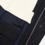 Мужская куртка парка Norse Projects Lindisfarne Classic Dark Navy фото- 7