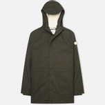 Norse Projects Lindisfarne Classic Men's Parka Rosin Green photo- 0