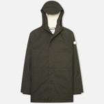 Мужская куртка парка Norse Projects Lindisfarne Classic Rosin Green фото- 0