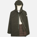 Norse Projects Lindisfarne Classic Men's Parka Rosin Green photo- 1