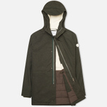 Мужская куртка парка Norse Projects Lindisfarne Classic Rosin Green фото- 1