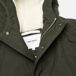 Мужская куртка парка Norse Projects Lindisfarne Classic Rosin Green фото- 2