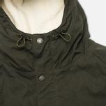 Мужская куртка парка Norse Projects Lindisfarne Classic Rosin Green фото- 3