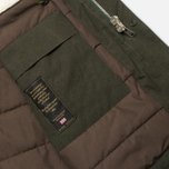 Norse Projects Lindisfarne Classic Men's Parka Rosin Green photo- 8