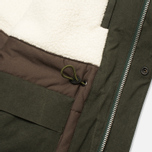 Norse Projects Lindisfarne Classic Men's Parka Rosin Green photo- 7