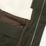 Мужская куртка парка Norse Projects Lindisfarne Classic Rosin Green фото- 7