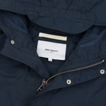 Мужская куртка парка Norse Projects Lindisfarne Summer Navy фото- 2