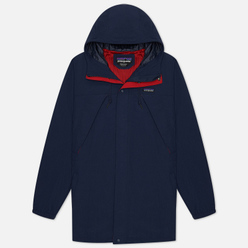 Мужская куртка парка Patagonia Recycled Nylon New Navy
