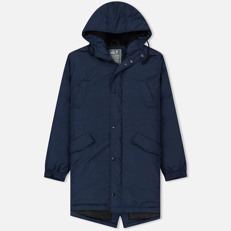 Мужская куртка парка Peaceful Hooligan Stockbridge Navy