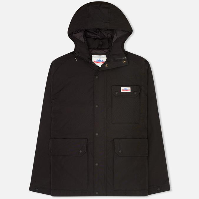 Мужская куртка парка Penfield Apex Down Black