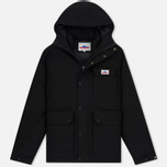 Мужская куртка парка Penfield Apex Down Insulated Black фото- 0