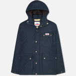 Мужская куртка парка Penfield Apex Down Navy фото- 0