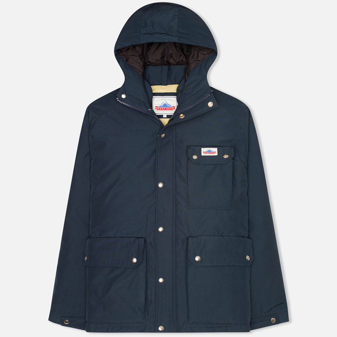 Мужская куртка парка Penfield Apex Down Navy