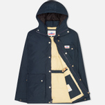 Мужская куртка парка Penfield Apex Down Navy фото- 1