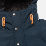 Мужская куртка парка Penfield Apex Down Navy фото- 3