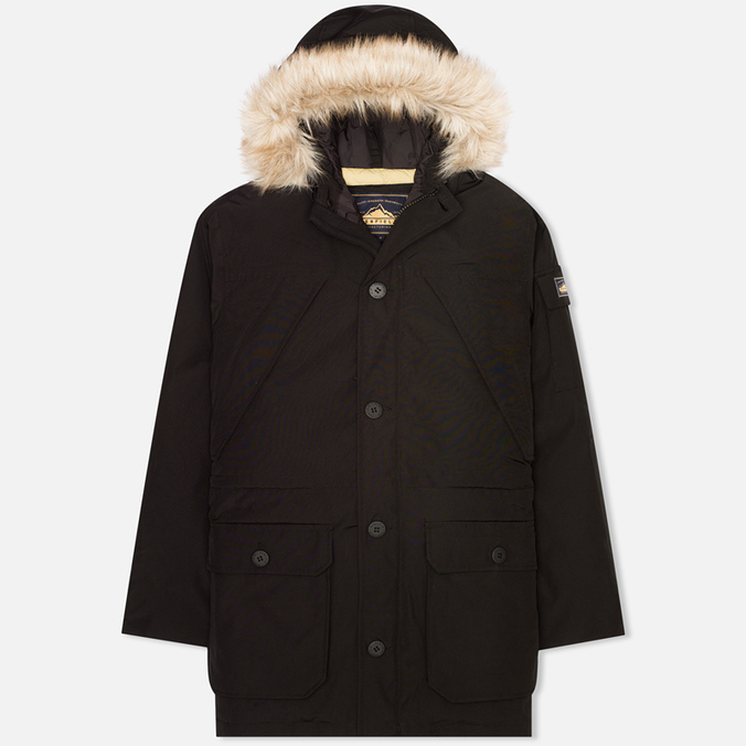 Мужская куртка парка Penfield Hoosac Black