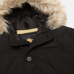 Мужская куртка парка Penfield Hoosac Black фото- 2