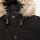 Мужская куртка парка Penfield Hoosac Black фото- 3