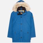 Мужская куртка парка Penfield Hoosac Cobalt фото- 0