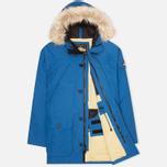 Мужская куртка парка Penfield Hoosac Cobalt фото- 1