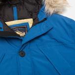 Мужская куртка парка Penfield Hoosac Cobalt фото- 2
