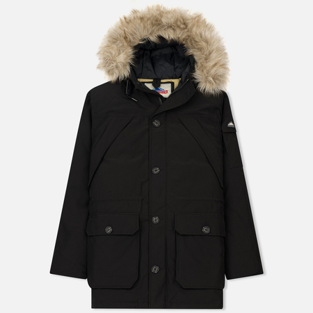 Мужская куртка парка Penfield Hoosac FF Black