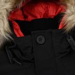 Мужская куртка парка Penfield Hoosac FF Hoodie Parka Black фото- 3