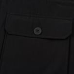 Мужская куртка парка Penfield Hoosac FF Hoodie Parka Black фото- 4