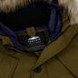 Мужская куртка парка Penfield Hoosac FF Hoodie Parka Dark Olive фото - 2