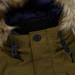 Мужская куртка парка Penfield Hoosac FF Hoodie Parka Dark Olive фото- 3