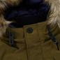 Мужская куртка парка Penfield Hoosac FF Hoodie Parka Dark Olive фото - 3