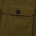 Мужская куртка парка Penfield Hoosac FF Hoodie Parka Dark Olive фото- 4