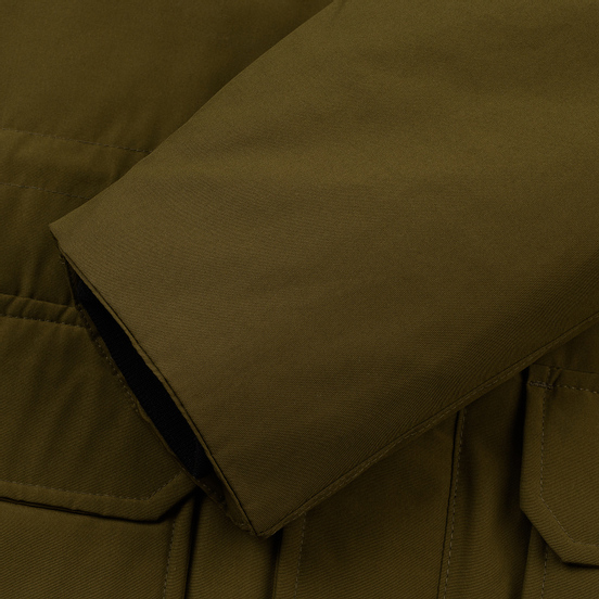 Мужская куртка парка Penfield Hoosac FF Hoodie Parka Dark Olive