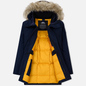 Мужская куртка парка Penfield Hoosac FF Hoodie Parka Peacoat фото - 1